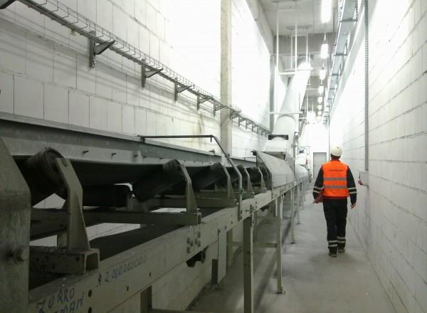 Middle East conveyor service
